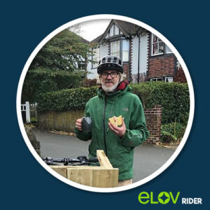 Raymond eLOV Rider