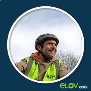 Rusty eLOV Rider