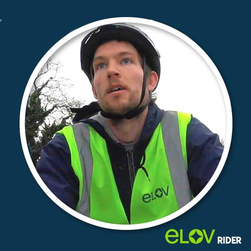 Muscles eLOV Rider