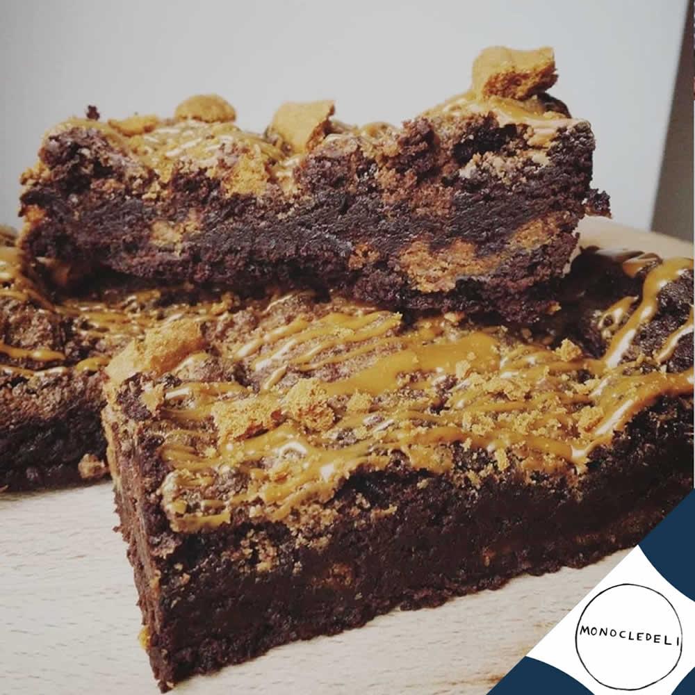 biscoff-brownie